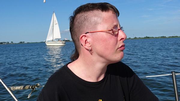 Dana Brouwer, de 8Sprong Zandvoort