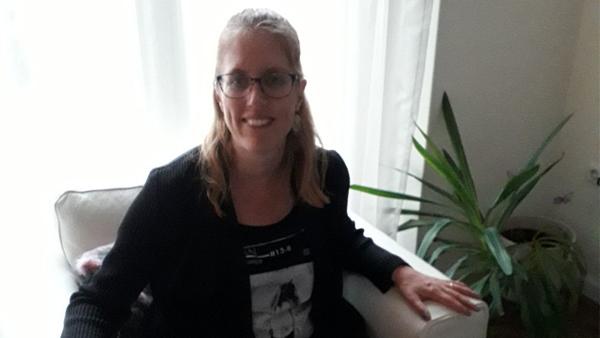 Lesley van Dam, de 8Sprong Zandvoort