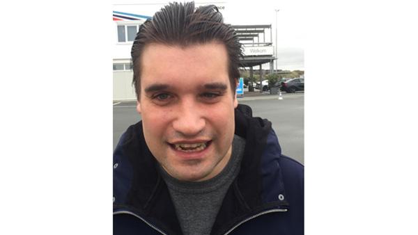 Antoine Stapelkamp, de 8Sprong Zandvoort